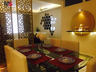 DLF Phase 1:  Gastronomy by Matter Of Space Pvt. Ltd.