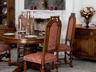 Oak Dining Furniture: classic  by Tudor Oak, Classic
