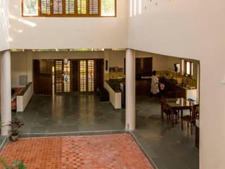 Koridor & Tangga Modern Oleh CARTWHEEL Modern