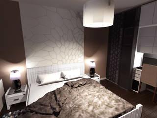 Petit appartement:  de style  par Ophélie Le Clech @