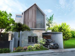 Rumah Bapak Yusuf Oleh Papan Architect