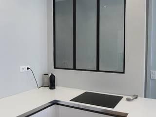 Appartement 55 m2 Cuisine minimaliste par RB CONCEPT Minimaliste
