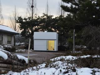 마룸 7평 복층(AL-7) 미니멀리스트 주택 by 마룸 미니멀