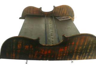 Tabuleiro Violino - Violin Tray:   por Upcycle Mode