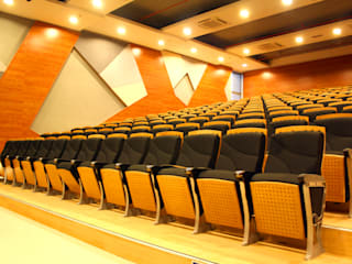 MZH Auditorium:  Event venues by MZH Design