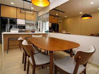 de estilo  por Interior+ Design,