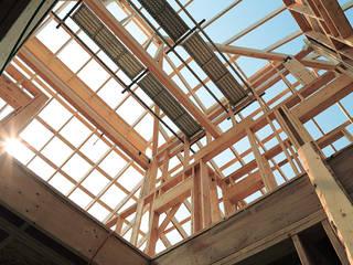 패시브하우스_MIAMAS: OUA 오유에이의  모임 지붕