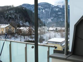 Verglasung auf Dachterrasse Schmidinger Wintergärten, Fenster & Verglasungen Moderner Wintergarten Glas Transparent
