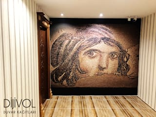 クラシカルな 壁&床 の Dijivol Duvar Kağıtları クラシック