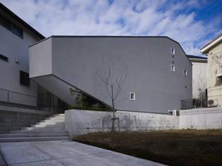 Casas de estilo  de 山縣洋建築設計事務所, Moderno