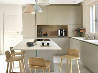 Built-in kitchens by SLAI, Modern