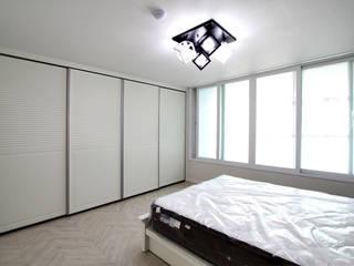 Habitaciones de estilo  por 한 인테리어 디자인