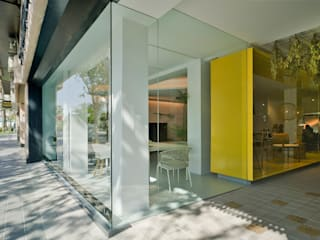Offices & stores by WOHA arquitectura