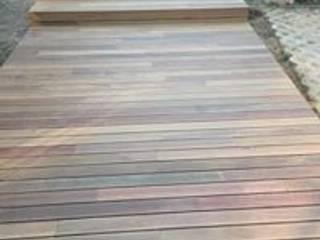 Instalação de Deck IPê Drevo - Wood Solutions Lda Pavimentos