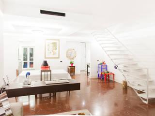 Ruang Keluarga oleh Arch. Della Santa Giorgio, Modern
