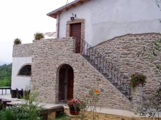Maisons rurales par Arch. Della Santa Giorgio Rural