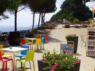 Hotels oleh Arch. Della Santa Giorgio, Mediteran