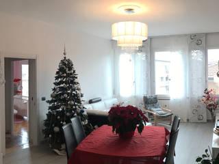 Modern Living Room by Arch. Della Santa Giorgio Modern