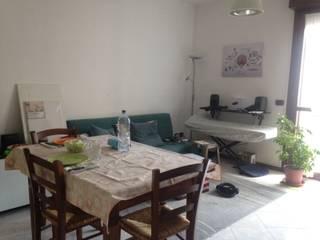 HOME STAGING Bilocale Q Camera da letto moderna di MINIMAL | Laboratorio d'Interni Moderno