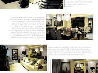 Salas de estilo moderno de TODDO Arquitetura e Engenharia Moderno