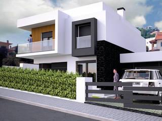 Factor4D - Arquitetura, Engenharia & Construção Modern
