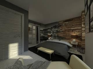 Klasik Yatak Odası Factor4D - Arquitetura, Engenharia & Construção Klasik