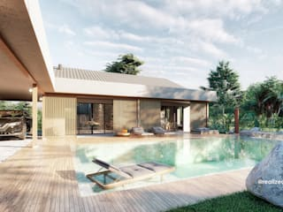 realizearquiteturaS Country house