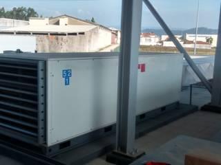 UTAN2 - Unidades de tratamento Ar com Bypass e recuperação de fluxos cruxados com ventiladores PlugFan:   por EUROLESS ENGENHARIA
