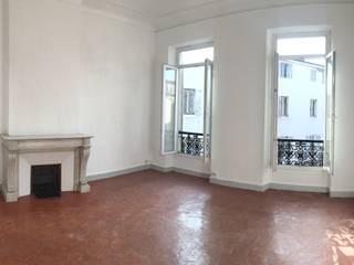Rénovation Breteuil Chambre classique par Claire de Bodinat / Archidesign Classique