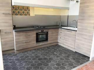 Rénovation Breteuil Cuisine moderne par Claire de Bodinat / Archidesign Moderne