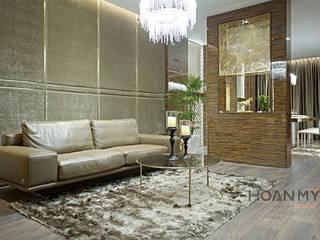 Biệt thự Gamuda bởi Thương hiệu Nội Thất Hoàn Mỹ Hiện đại