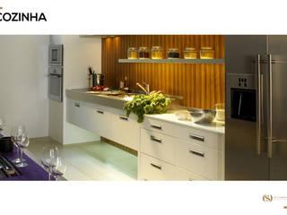Cozinha:   por MY STUDIO HOME - Design de Interiores