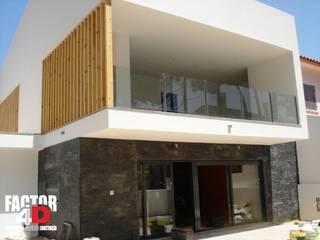 Factor4D - Arquitetura, Engenharia & Construção วิลล่า