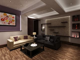 Living room by TK Designs