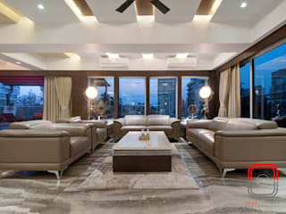 Living room by neale castelino Photography