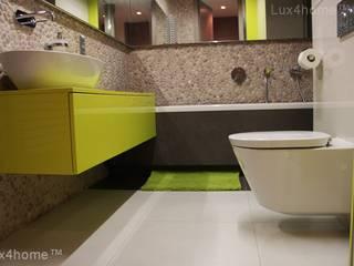 tropische Badkamer door Lux4home™ Indonesia