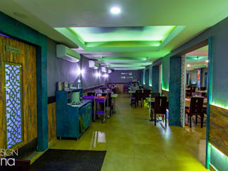 Buhari Restaurant:  Gastronomy by Design Dna