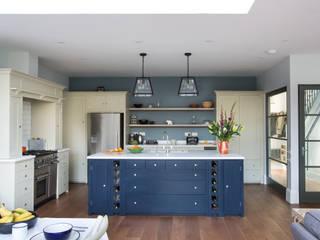 Cocinas equipadas de estilo  por Martins Camisuli Architects, Moderno