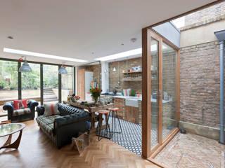 Cocinas equipadas de estilo  por Martins Camisuli Architects, Ecléctico