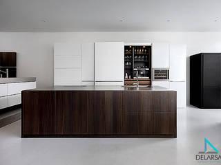 Diseño de Cocina:  de estilo  por Delarsa Arquitectos