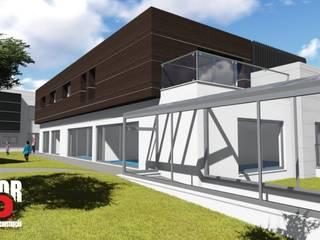 Moderne Häuser von Factor4D - Arquitetura, Engenharia & Construção Modern