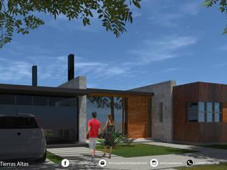 CASA L de BM3 Arquitectura Moderno