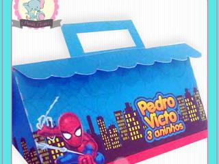 Homem-Aranha por Mandy Festas
