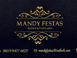 capa por Mandy Festas
