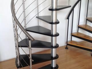 Escalera modelo TOKIO HELIKA Scale Escaleras Madera