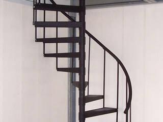 Escalera caracol SEVILLA HELIKA Scale Escaleras Hierro/Acero Negro