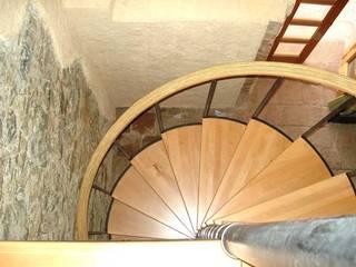 Escalera caracol MONTREAL HELIKA Scale Escaleras Hierro/Acero Multicolor