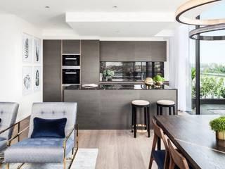 Casas de estilo  de Design 121 Ltd, Moderno
