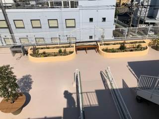 Jardines de estilo ecléctico de 株式会社ムサ・ジャパン ヴェルデ Ecléctico