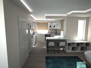Akay İç Mimarlık & Tasarım – Ahsen - Murat Evi :  tarz